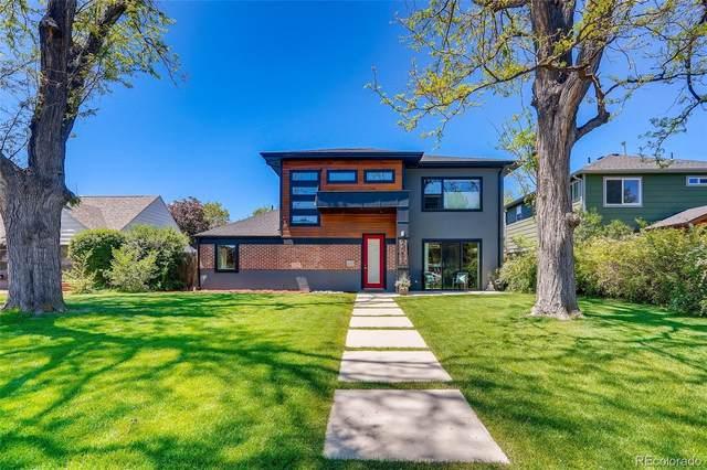 2411 Perry Street, Denver, CO 80212 (#8048252) :: Briggs American Properties