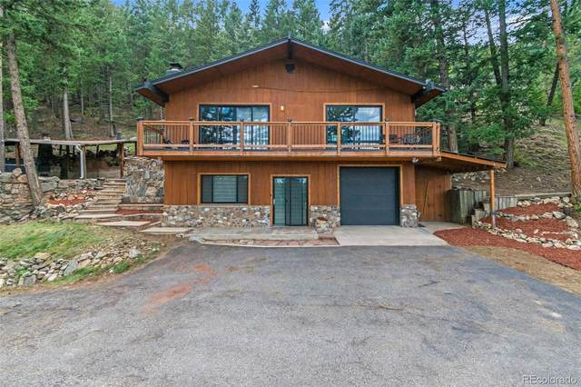 30242 Pine Crest Drive, Evergreen, CO 80439 (#8048263) :: You 1st Realty