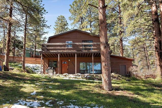 2988 S Oxbow Road, Evergreen, CO 80439 (#8048284) :: Berkshire Hathaway Elevated Living Real Estate