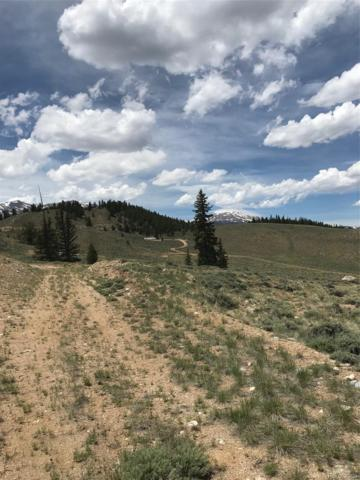 Prcl 1-A Trct 43, Twin Lakes, CO 81251 (#8048335) :: 5281 Exclusive Homes Realty