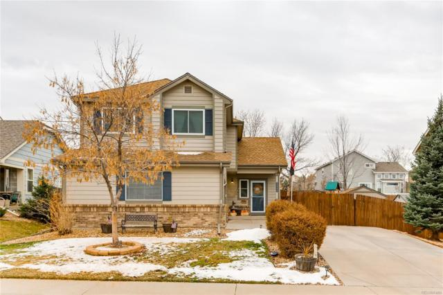 22346 E Navarro Drive, Aurora, CO 80018 (#8048557) :: The Duncan Team