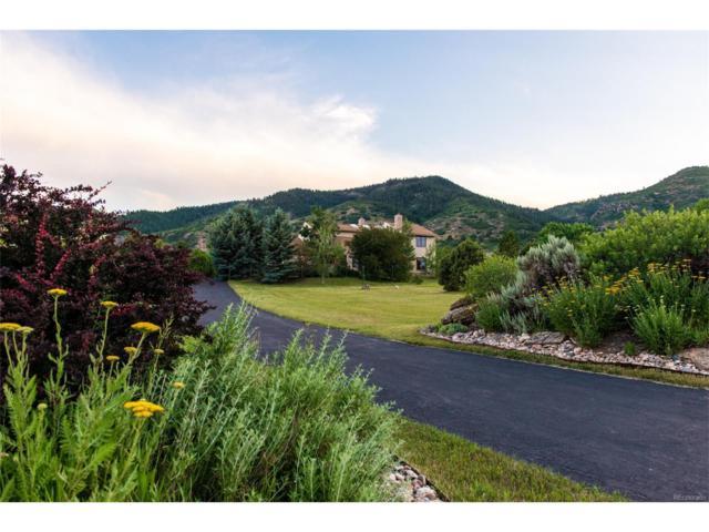 12768 Grizzly Drive, Littleton, CO 80127 (MLS #8048824) :: 8z Real Estate