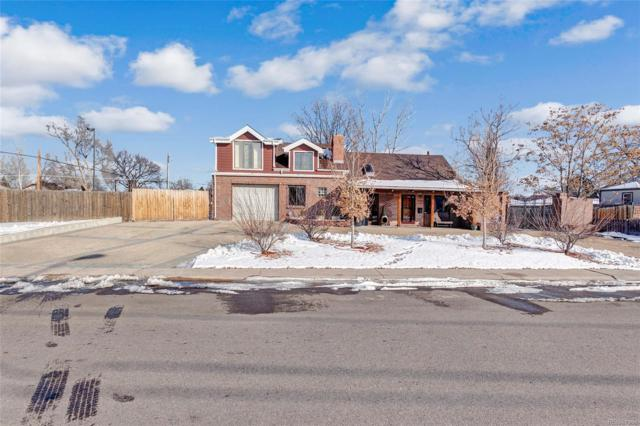 1110 S Dale Court, Denver, CO 80219 (MLS #8049021) :: Bliss Realty Group