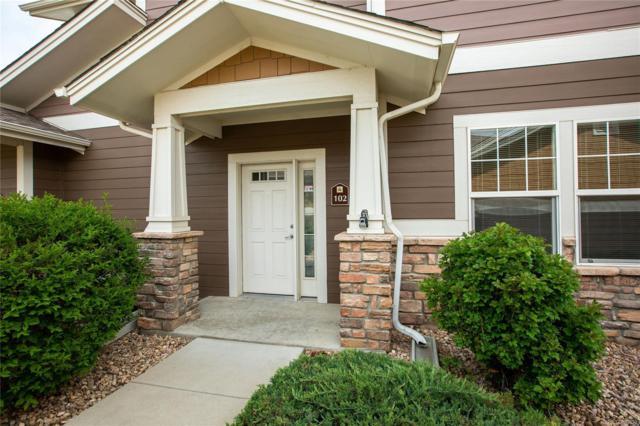2420 Owens Avenue #102, Fort Collins, CO 80528 (MLS #8049280) :: 8z Real Estate