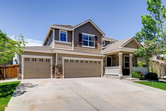 9377 Longstone Drive, Parker, CO 80134 (#8049670) :: The Heyl Group at Keller Williams