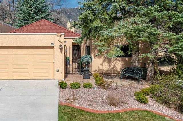 704 Count Pourtales Drive, Colorado Springs, CO 80906 (#8049897) :: The Peak Properties Group