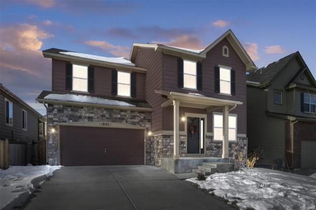 1925 Charbray Point, Castle Rock, CO 80108 (#8050074) :: Bring Home Denver