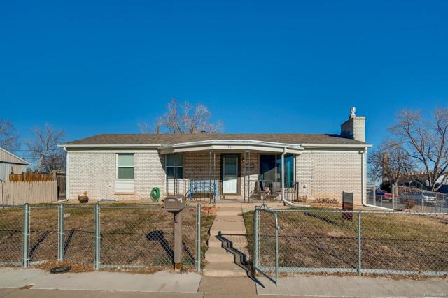 1701 W 55th Place, Denver, CO 80221 (MLS #8050148) :: Bliss Realty Group