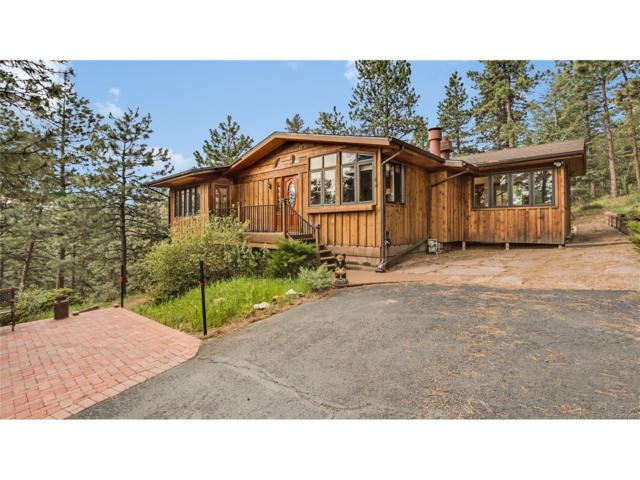 29284 Lee Road, Evergreen, CO 80439 (#8050667) :: Aspen Real Estate