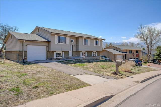 6735 Defoe Avenue, Colorado Springs, CO 80911 (#8050853) :: Compass Colorado Realty
