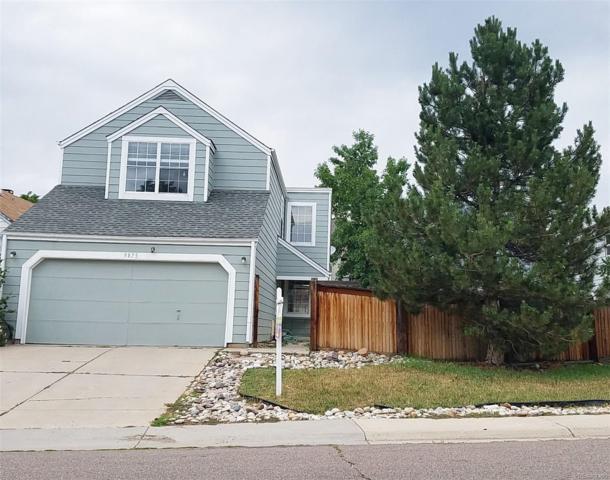 9875 W Friend Place, Littleton, CO 80128 (#8050934) :: The Peak Properties Group