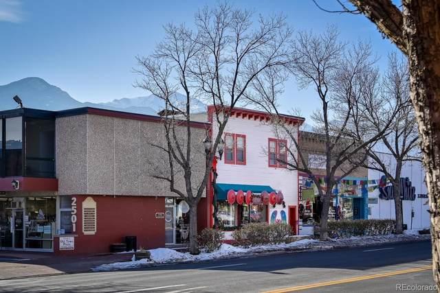 2511 W Colorado Avenue, Colorado Springs, CO 80904 (#8051600) :: The Harling Team @ Homesmart Realty Group