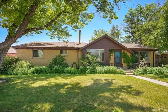 6830 S Clermont Street, Centennial, CO 80122 (#8051755) :: iHomes Colorado