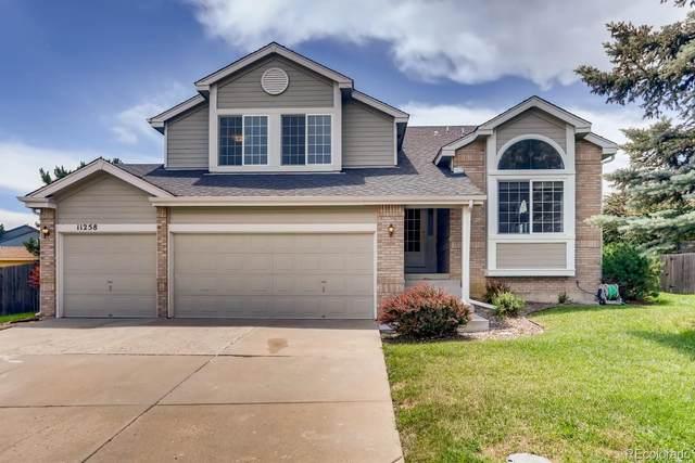 11258 W Dumbarton Drive, Littleton, CO 80127 (#8052571) :: Berkshire Hathaway HomeServices Innovative Real Estate