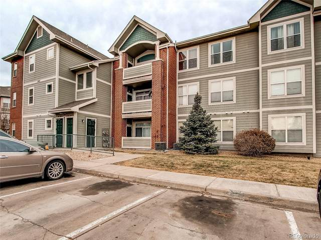 14313 E 1st Drive #207, Aurora, CO 80011 (#8052712) :: Kimberly Austin Properties
