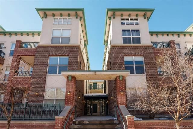 1727 Pearl Street #201, Denver, CO 80203 (MLS #8052768) :: Bliss Realty Group