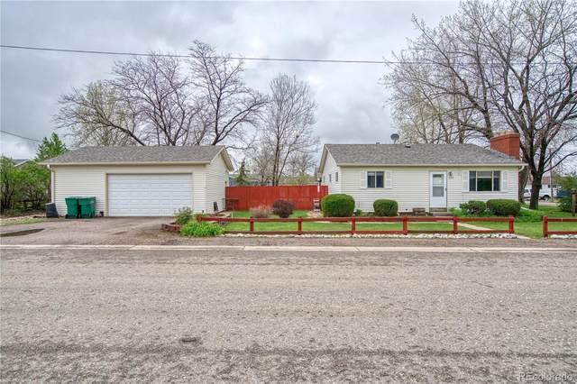 402 1st Avenue, Hudson, CO 80642 (#8053306) :: Finch & Gable Real Estate Co.