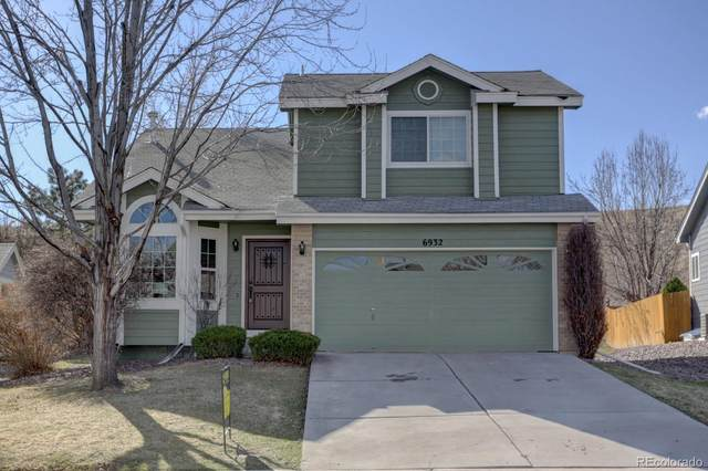 6932 S Dover Way, Littleton, CO 80128 (#8054228) :: My Home Team