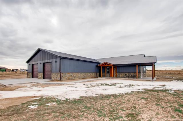 9763 County Road 57, Keenesburg, CO 80643 (#8054480) :: The Heyl Group at Keller Williams