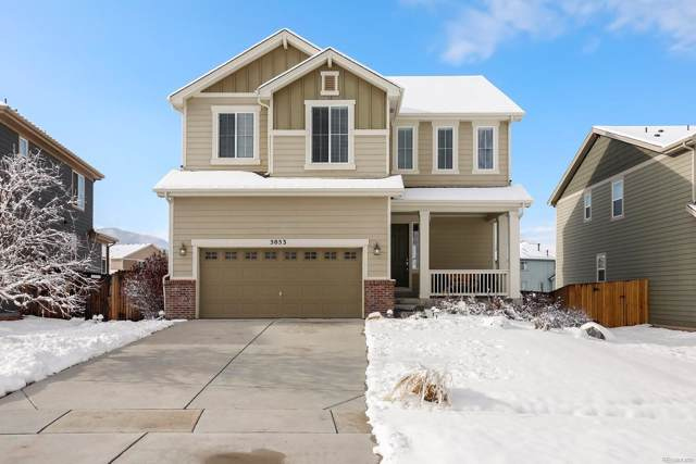 5053 S Beech Way, Morrison, CO 80465 (#8054483) :: Berkshire Hathaway Elevated Living Real Estate