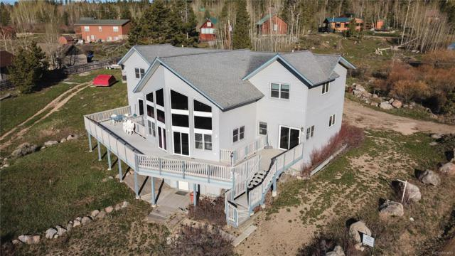 164 County Road 465, Grand Lake, CO 80447 (MLS #8054688) :: 8z Real Estate