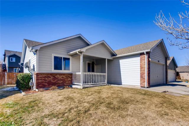 827 Eagle Drive, Loveland, CO 80537 (MLS #8054906) :: Kittle Real Estate