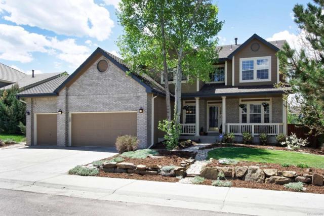 5148 Rocky Mountain Drive, Castle Rock, CO 80109 (#8054919) :: House Hunters Colorado