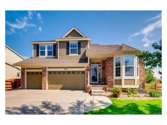 4915 Sage Brush Drive, Broomfield, CO 80023 (MLS #8055061) :: 8z Real Estate