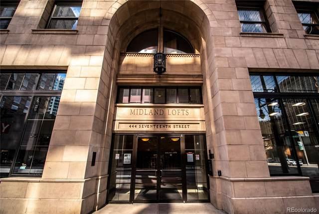444 17th Street #604, Denver, CO 80202 (#8055202) :: Wisdom Real Estate