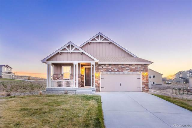 42061 Firestone Circle, Elizabeth, CO 80107 (#8055301) :: Mile High Luxury Real Estate