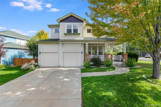 10980 Dearborne Drive, Parker, CO 80134 (MLS #8055326) :: Bliss Realty Group