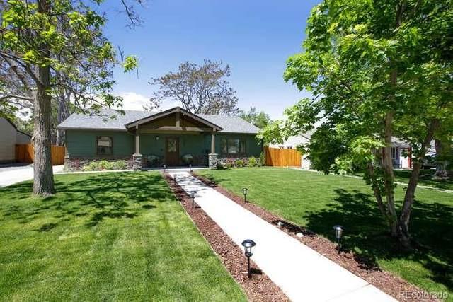 3281 S Eudora Street, Denver, CO 80222 (MLS #8055579) :: Bliss Realty Group
