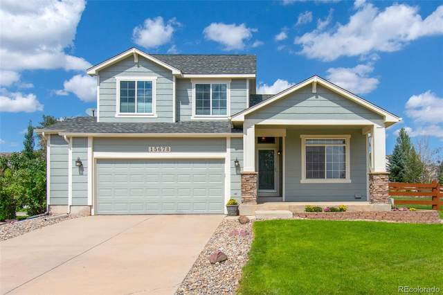 15678 Coquina Drive, Monument, CO 80132 (#8056336) :: The DeGrood Team