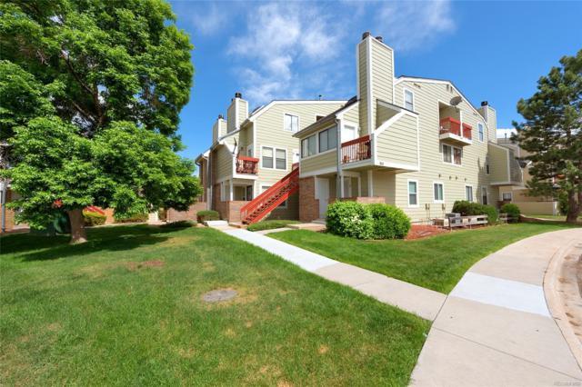 932 S Dearborn Way #17, Aurora, CO 80012 (#8056506) :: The Peak Properties Group