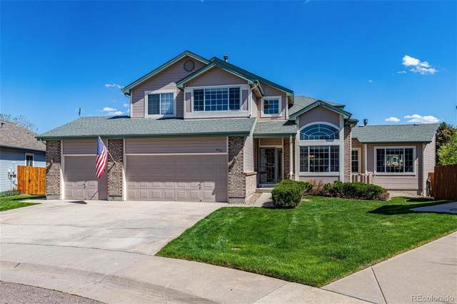 4128 S Granby Court, Aurora, CO 80014 (#8056767) :: The DeGrood Team