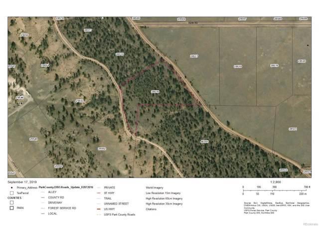 1769 Settele Drive, Hartsel, CO 80449 (#8056808) :: Wisdom Real Estate
