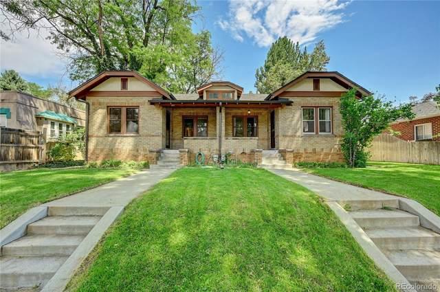 380 S Humboldt Street, Denver, CO 80209 (#8056894) :: Mile High Luxury Real Estate