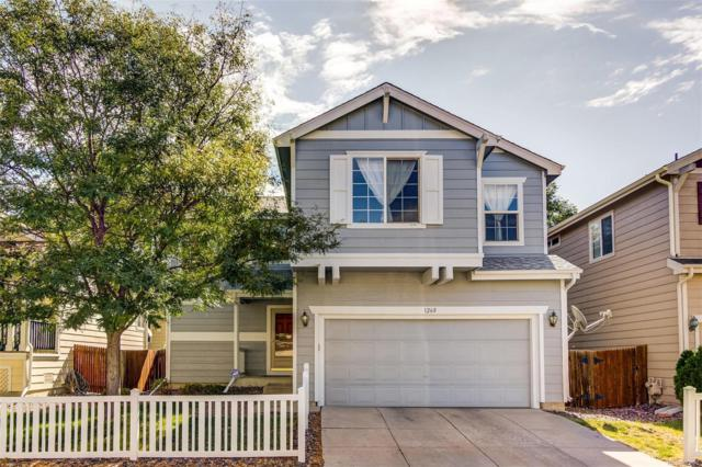 1268 S Beeler Court, Denver, CO 80247 (#8057028) :: HomePopper