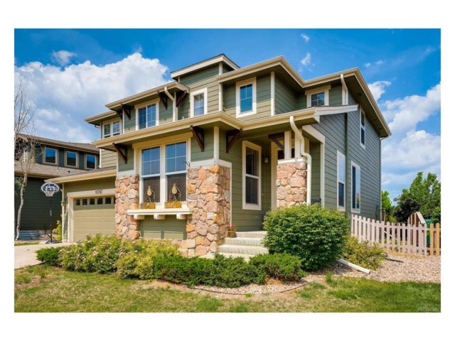 10787 Mountshire Circle, Highlands Ranch, CO 80126 (MLS #8057119) :: 8z Real Estate