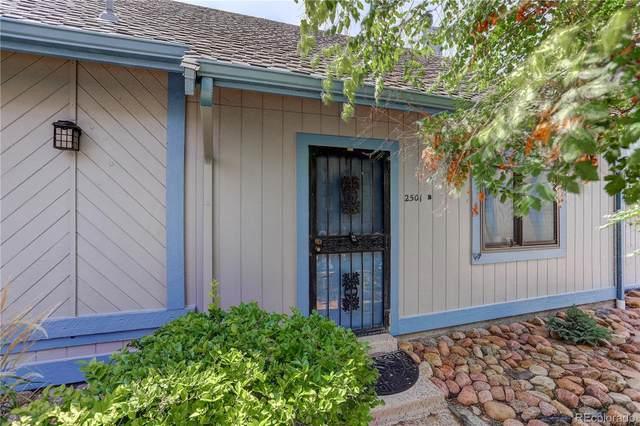 2501 S Victor Street B, Aurora, CO 80014 (MLS #8057469) :: Stephanie Kolesar