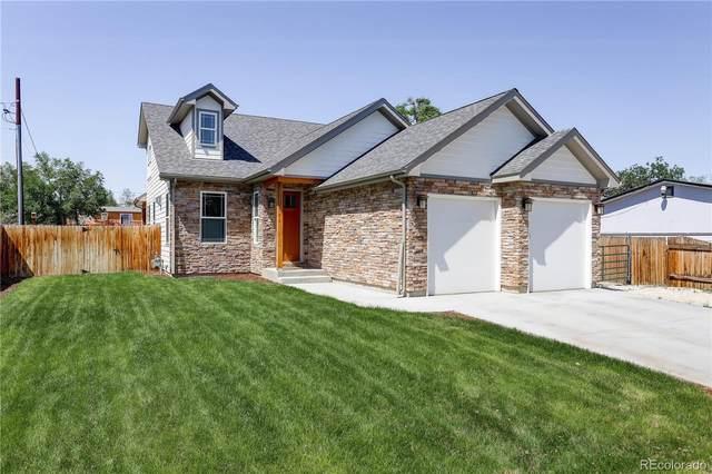 2567 W Harvard Avenue, Denver, CO 80219 (#8057511) :: Venterra Real Estate LLC