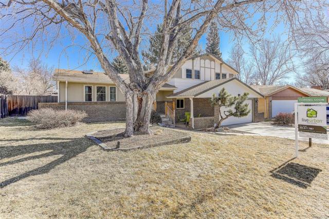 2914 S Eaton Street, Denver, CO 80227 (#8057851) :: The Dixon Group