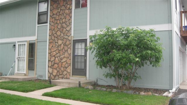 10001 E Evans Avenue 67D, Denver, CO 80247 (#8058089) :: The City and Mountains Group
