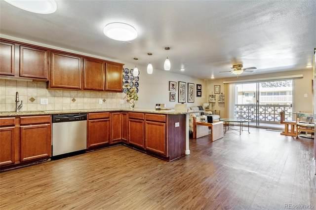 795 S Alton Way 7A, Denver, CO 80247 (MLS #8058472) :: Kittle Real Estate