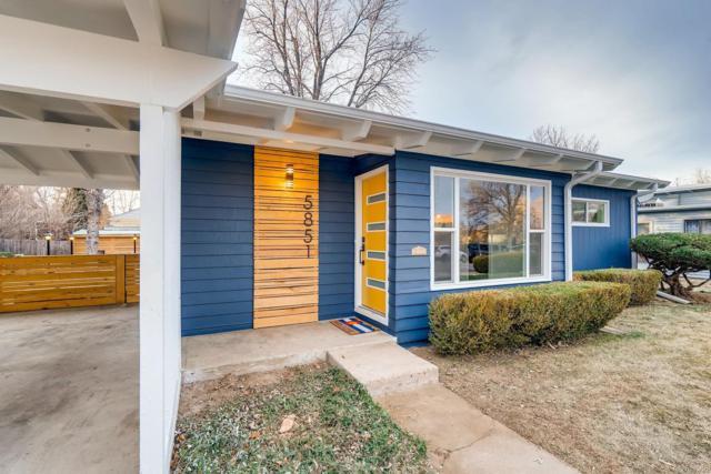 5851 N Balsam Place, Arvada, CO 80004 (#8058500) :: Bring Home Denver
