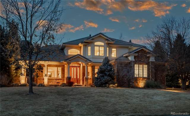 5031 E Perry Parkway, Greenwood Village, CO 80121 (MLS #8058595) :: The Sam Biller Home Team