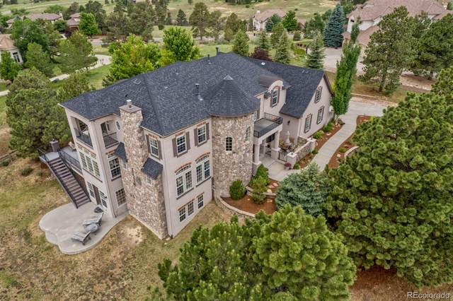 9380 Bell Cross Place, Parker, CO 80138 (#8058877) :: Wisdom Real Estate