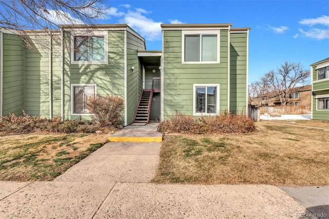 12173 E Ford Avenue, Aurora, CO 80012 (#8058902) :: HomeSmart Realty Group