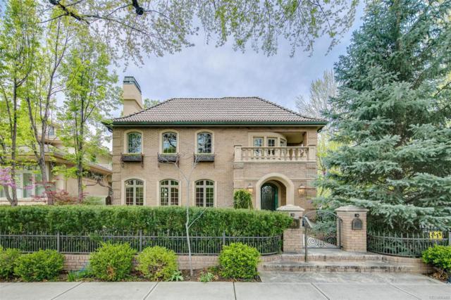 475 Madison Street, Denver, CO 80206 (#8059300) :: The Peak Properties Group