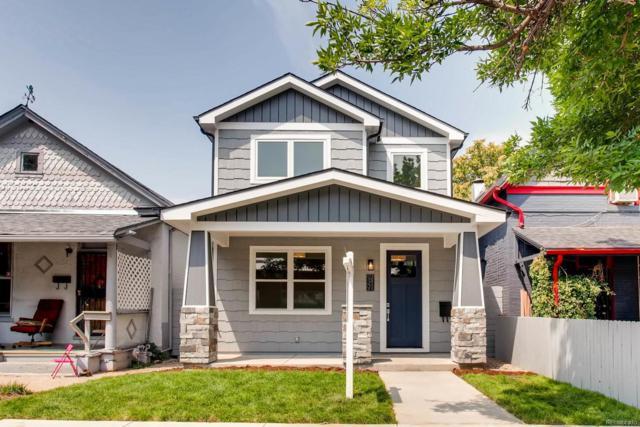 3511 N Franklin Street, Denver, CO 80205 (#8059508) :: Bring Home Denver